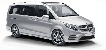 MECEDES-BENZ V FOR LUXURY GROUP TRIPS