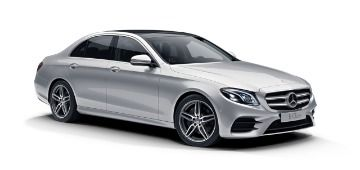 MERCEDES-BENZ E FOR BUSINESS CLASS TRAVELERS